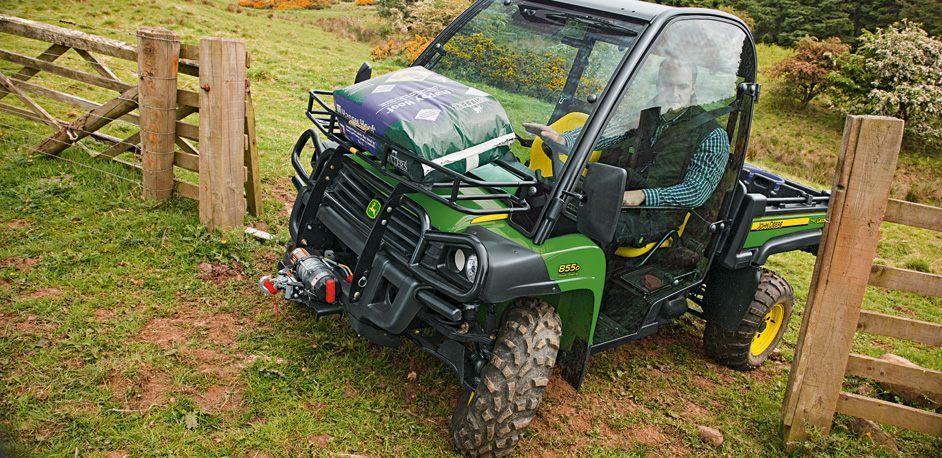 Gator Utility Vehicle Attachments   JohnDeere UK & Ireland