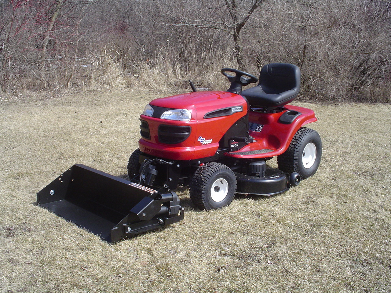 Craftsman Garden Tractor ARMSLIST - For Sale: CRAFTSMAN ...
