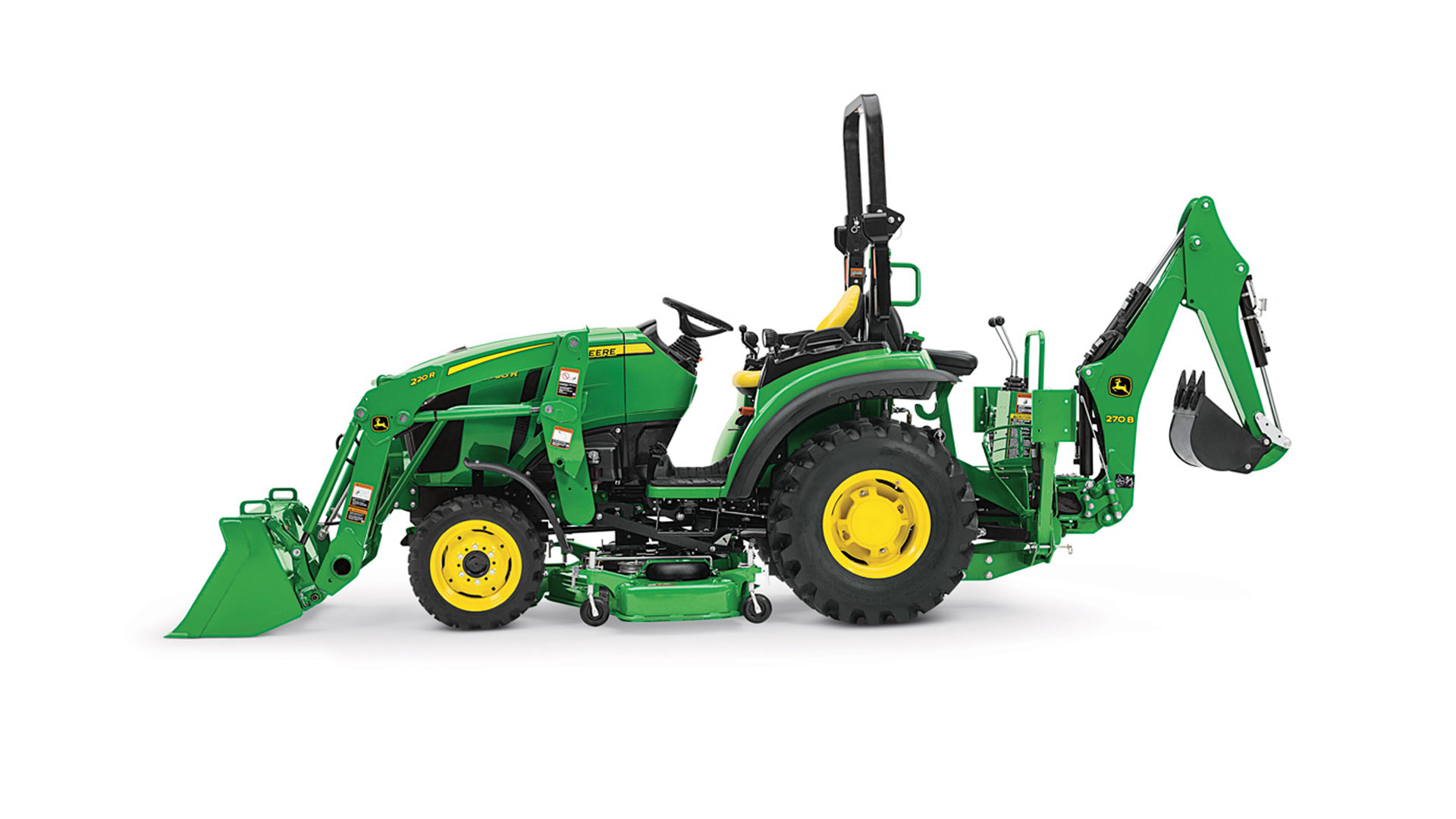 Utility Tractor Attachments & Implements   John Deere US