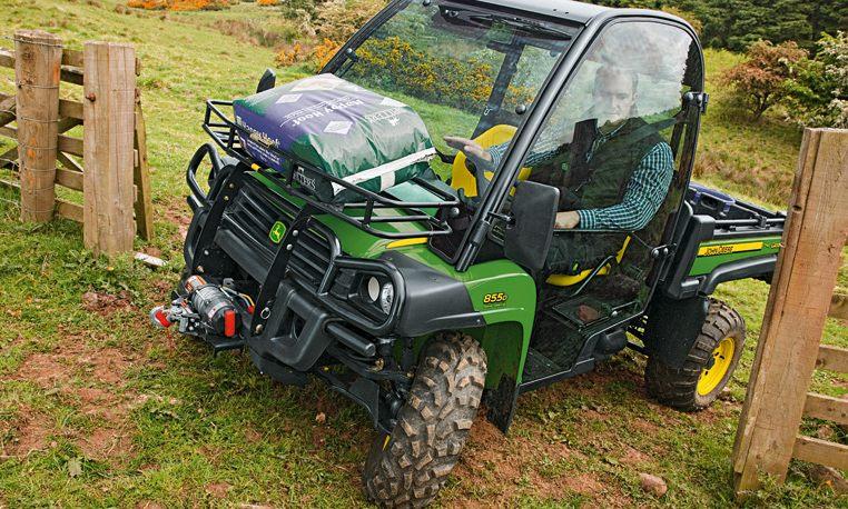Gator Utility Vehicle Attachments | John Deere INT
