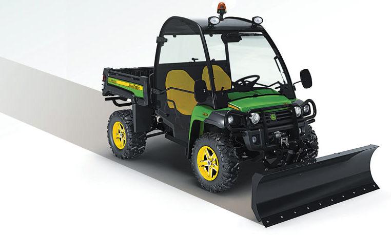 John Deere Blades Gator™ Utility Vehicle Attachments