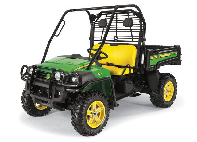 Deluxe Worksite (625i/855D) Attachment Packages Gator ...