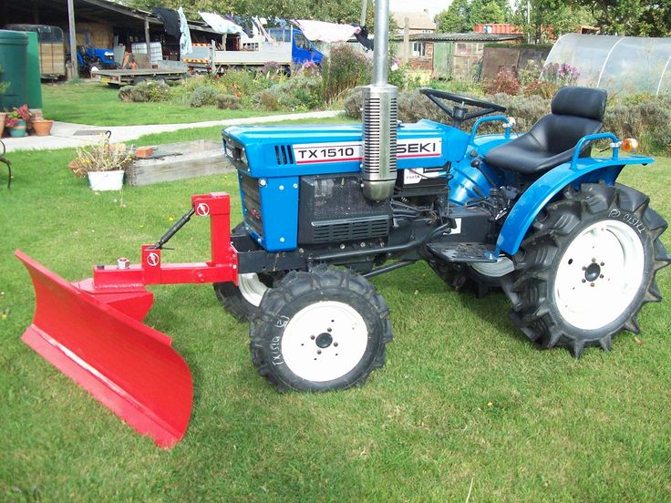 COMPACT TRACTORS | Tractor | Pinterest