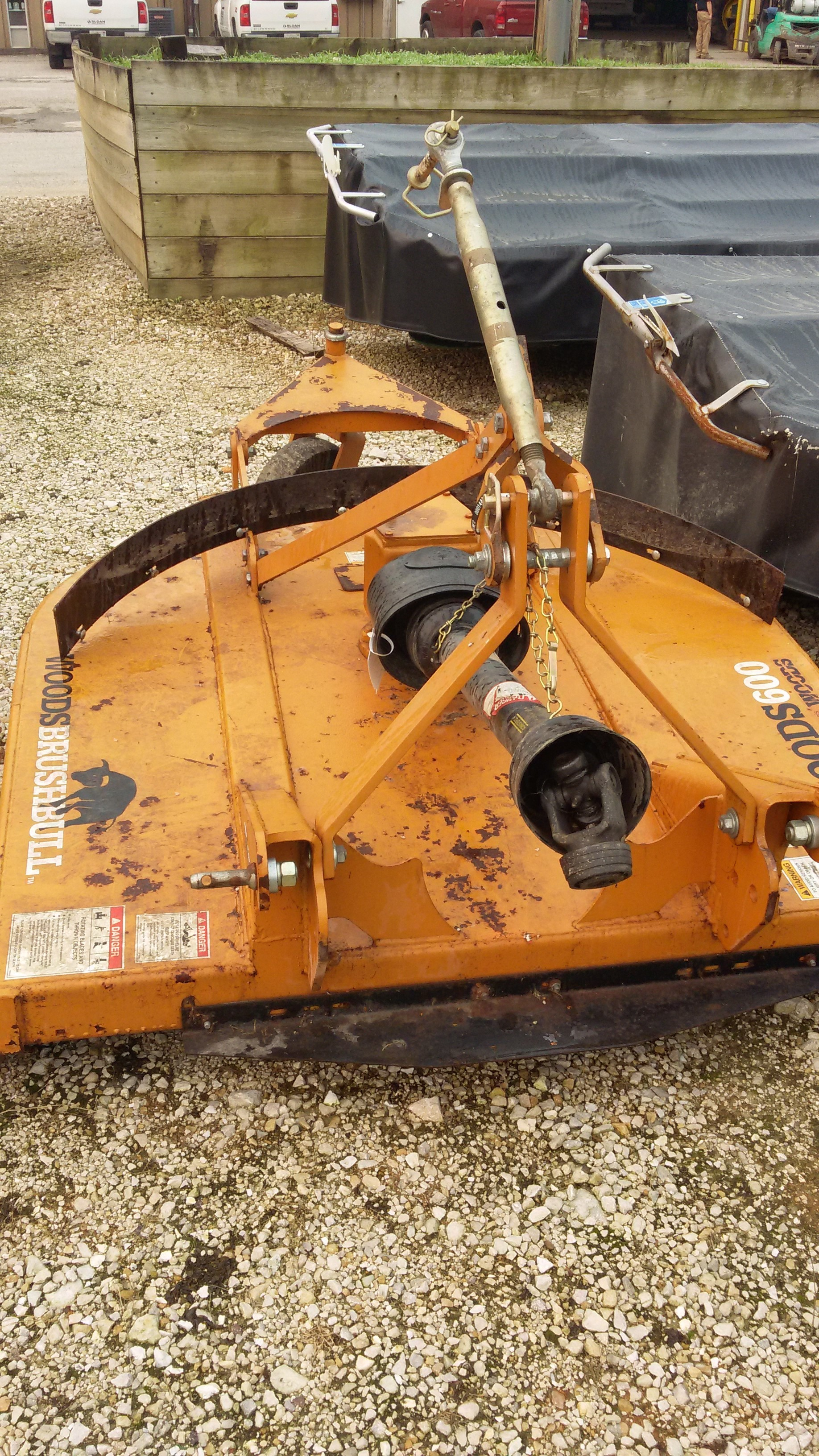 Woods BB600 Rotary Cutters: Medium-Duty for Sale | [48310]