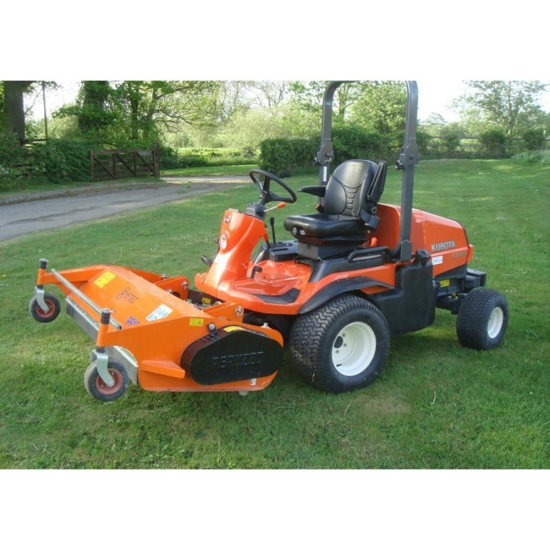 - MM60T Flail Mower