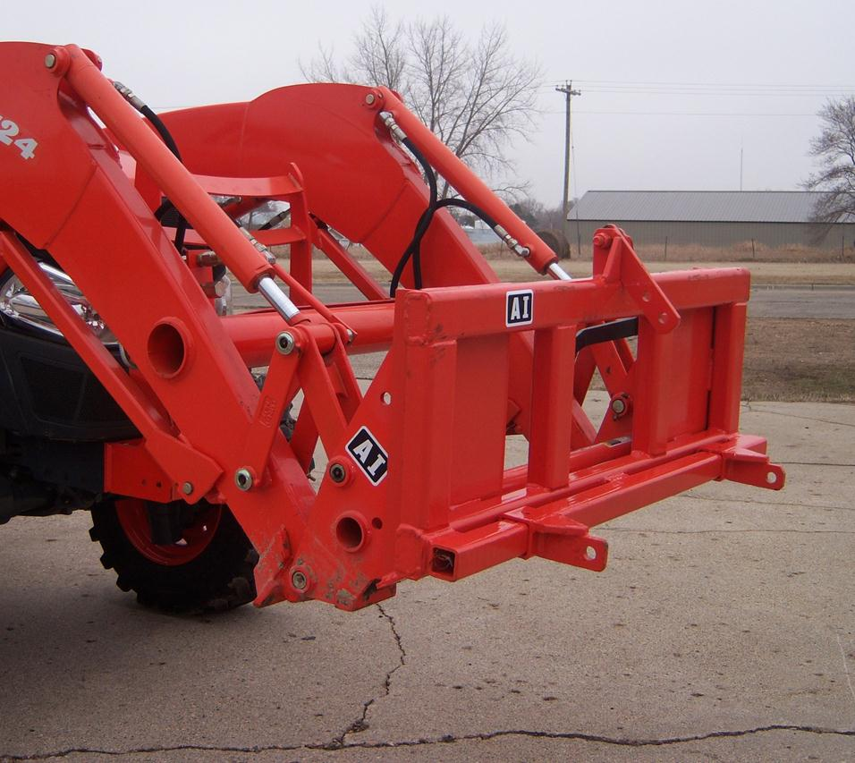 Front Loader Attachments | Attachments International