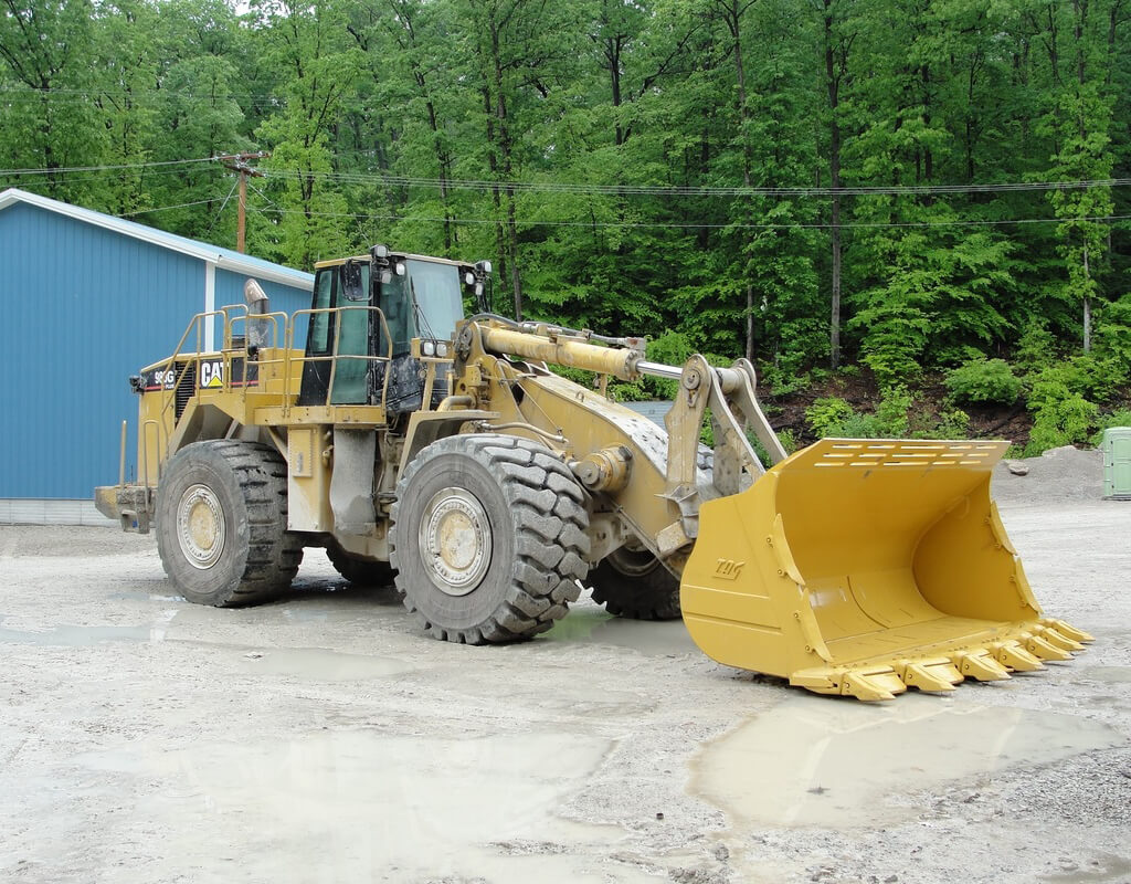 TAG Wheel Loader Attachments » National Attachments Inc.