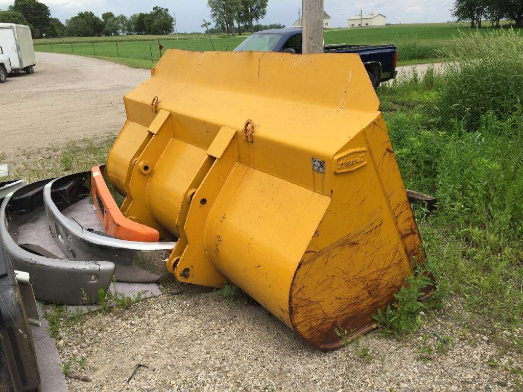 Wheel Loader Attachment For Sale | Spencer, IA | 24483004 ...