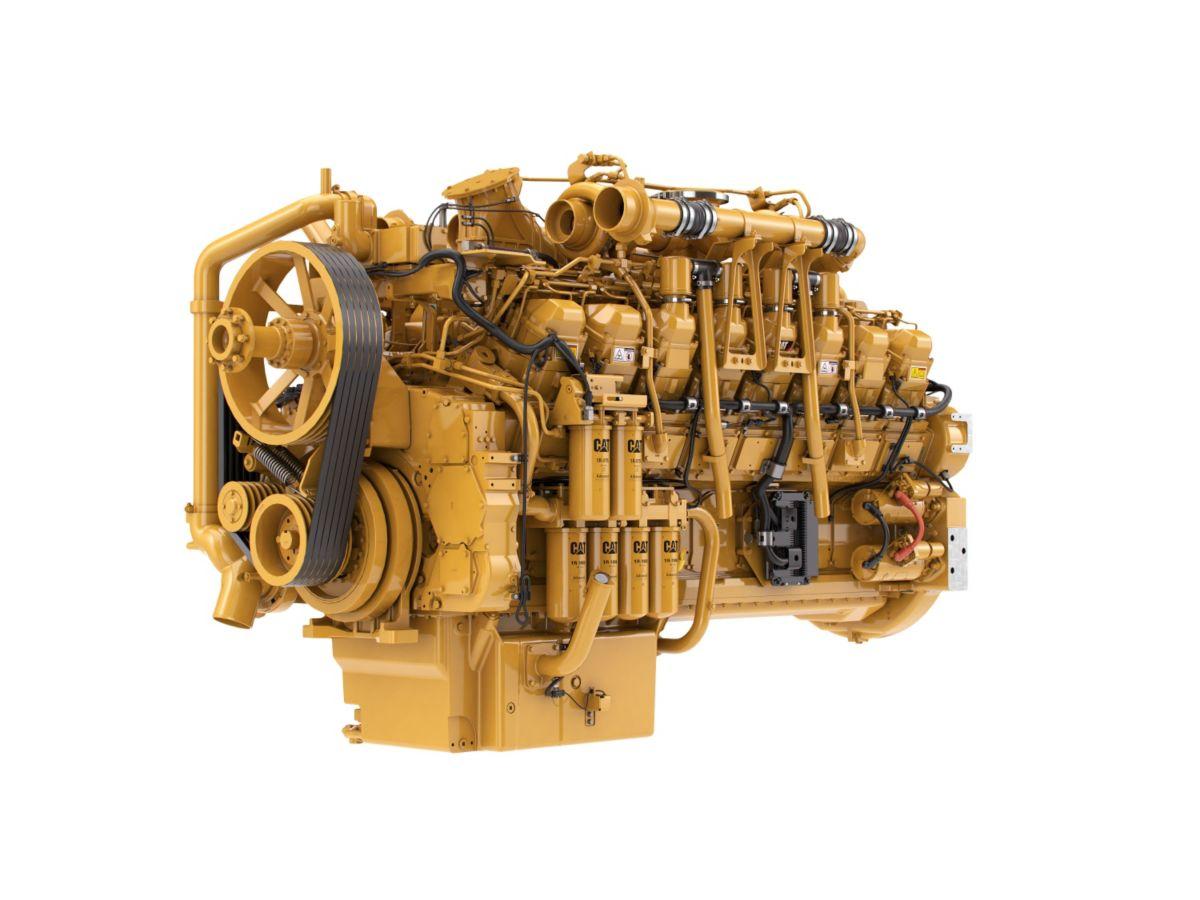 New Cat® 3516C Industrial Diesel Engine Industrial For ...