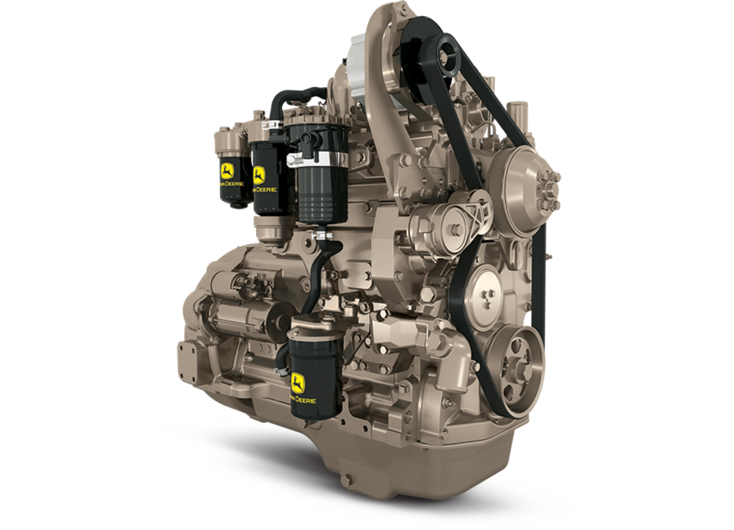 Generator Drive Engines | John Deere US