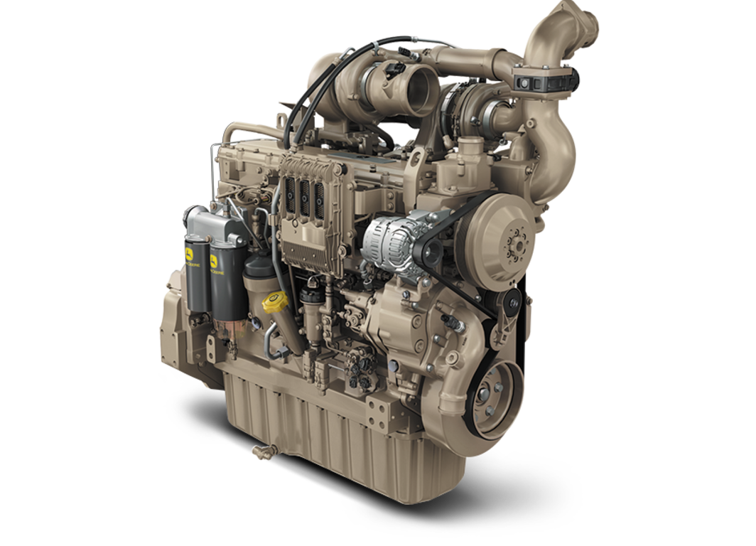 Generator Drive Engines | Prime Power | John Deere US