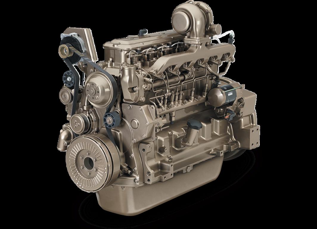 6068HF285 | Generator Drive Engine | John Deere CA