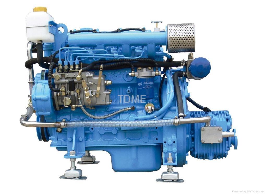 58Hp Inboard Marine Diesel Engine - China - Manufacturer ...