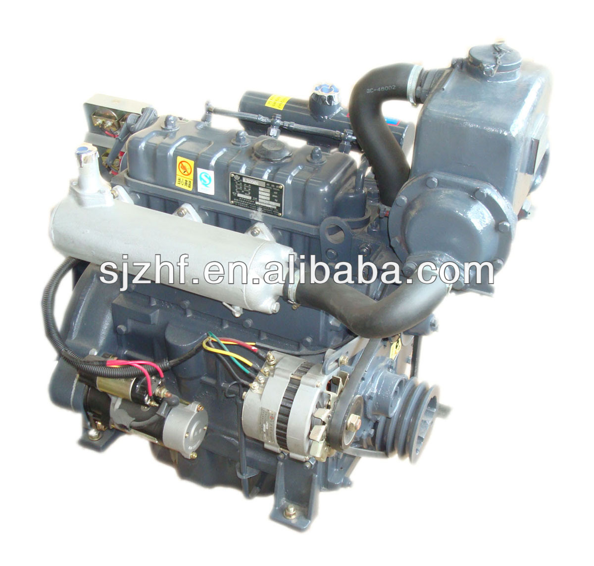 Sl3105abc Small Marine Diesel Engine - Buy Small Marine ...