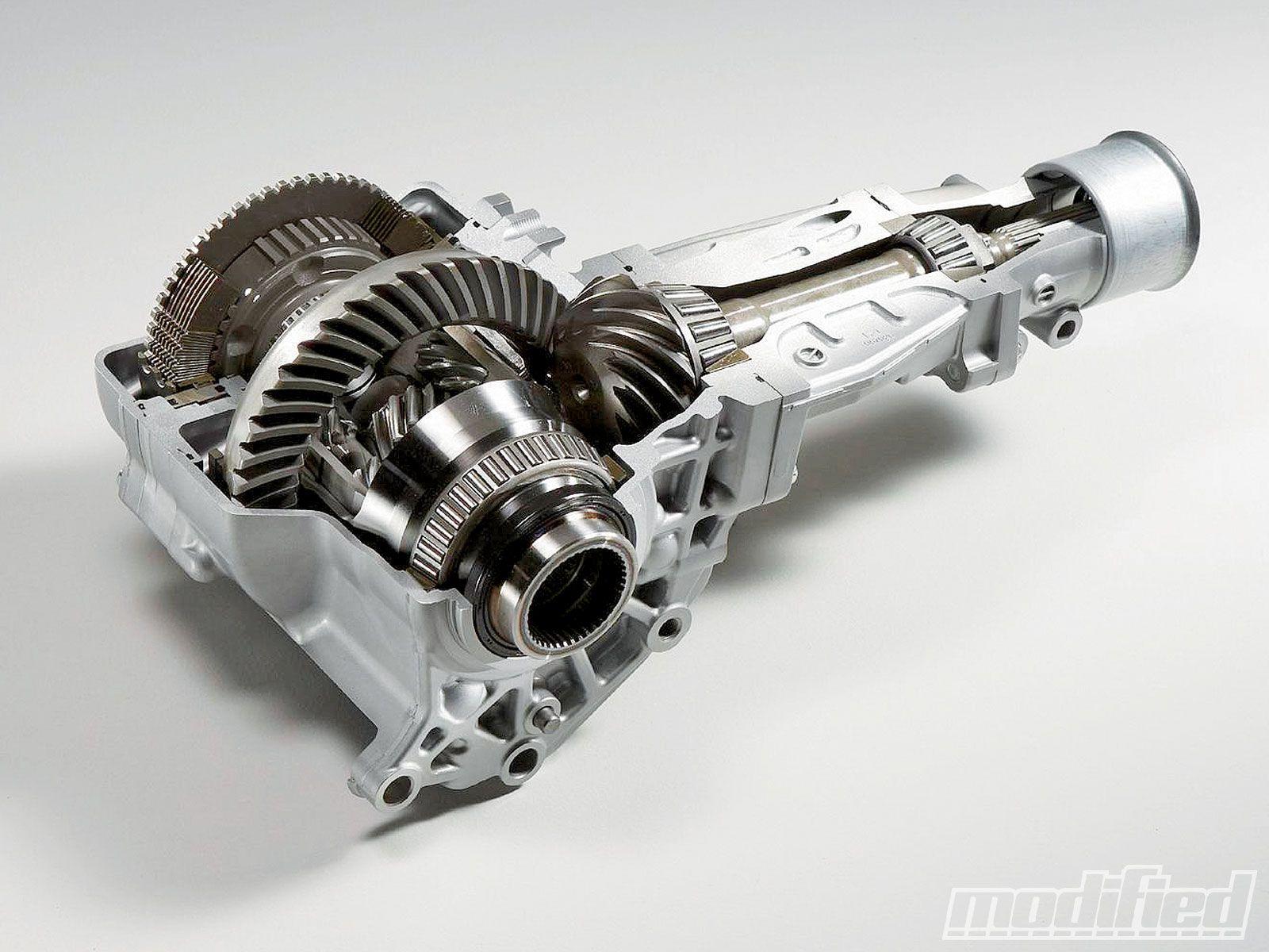 Drivetrain Power Loss - The 15%