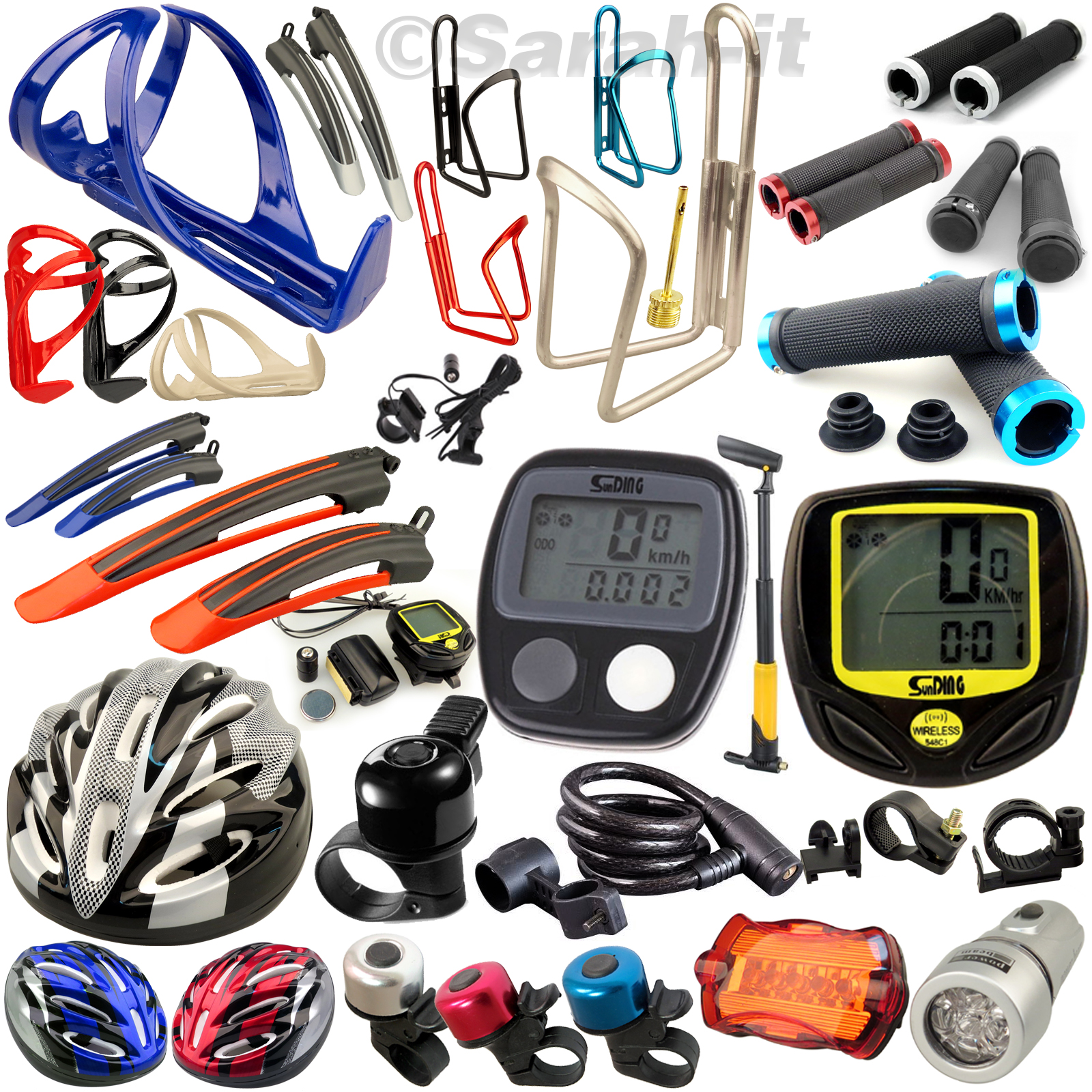 MOUNTAIN BIKE BMX MTB CYCLE BICYCLE ACCESSORIES MULTY ...