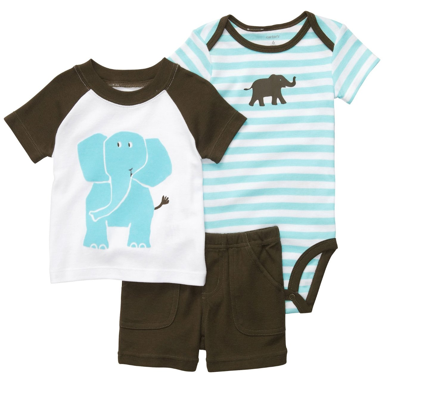 Amazon.com Bargain: 50% Off Carters Baby Clothes & Accessories