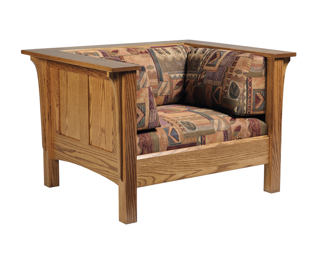 Shaker Chair - Amish Furniture Designed