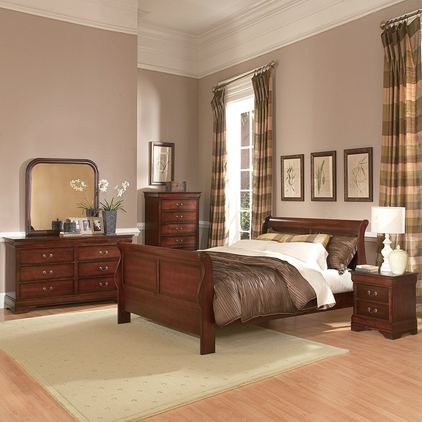 Brown Bedroom Sets | Marceladick.com