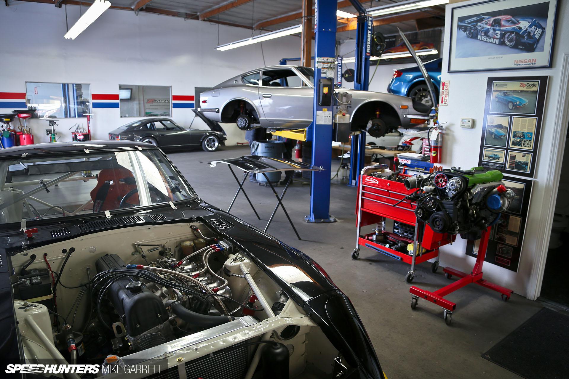 Z Car Garage: Where Datsun Geeks Rule - Speedhunters