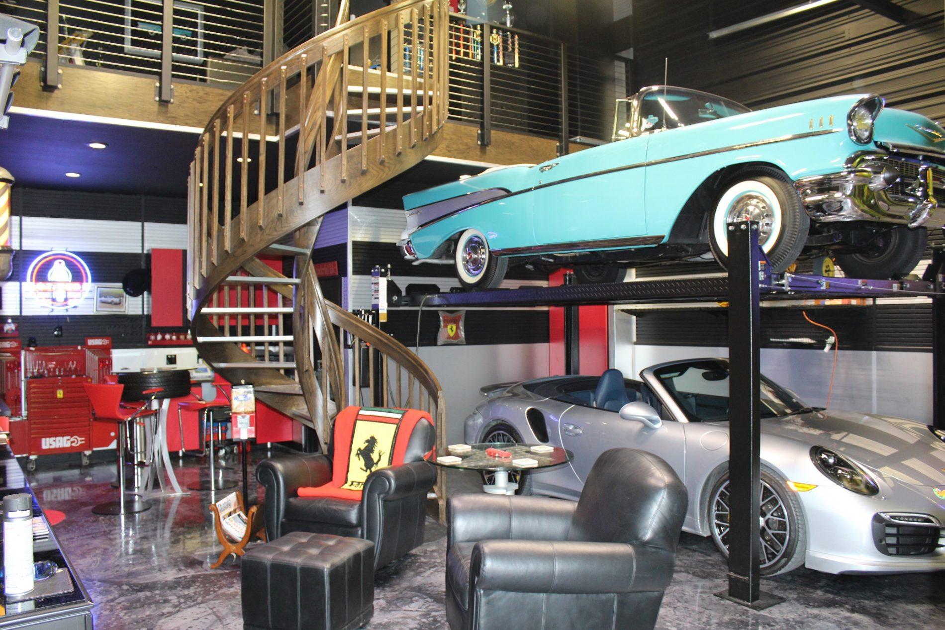 Garages of Texas