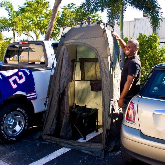 Tailgating Porta Potty Kit | Portable Camping Toilet ...