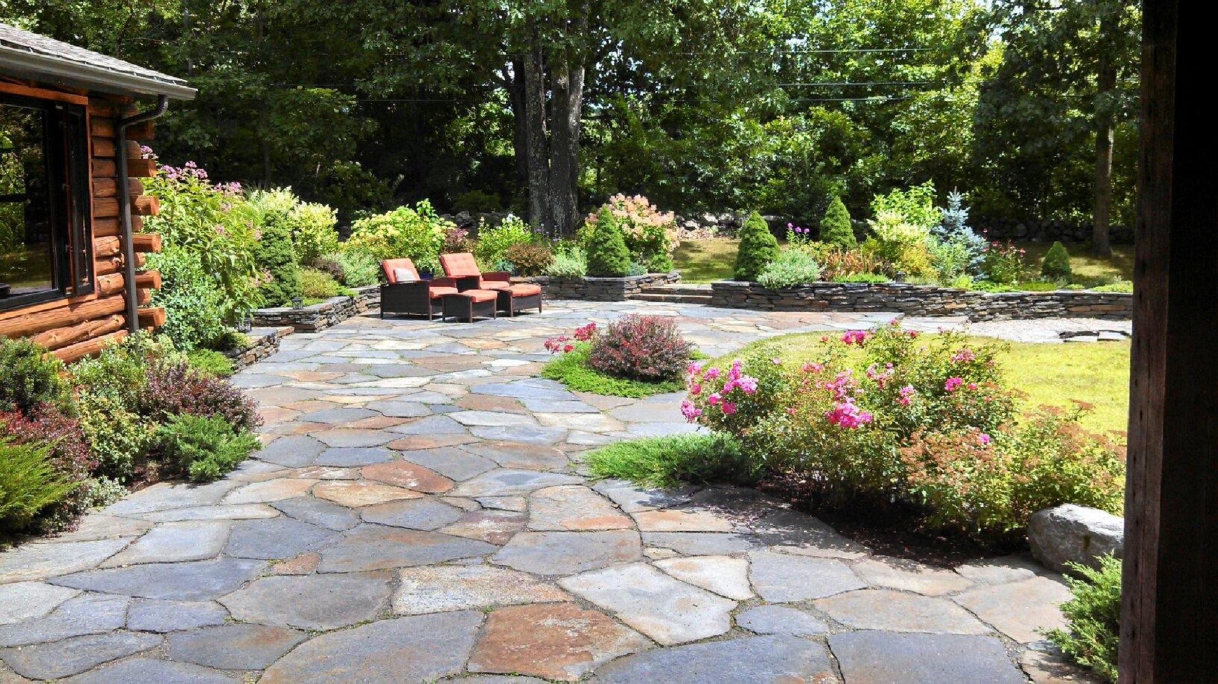 Desgin your own patio | Garden Design for Living