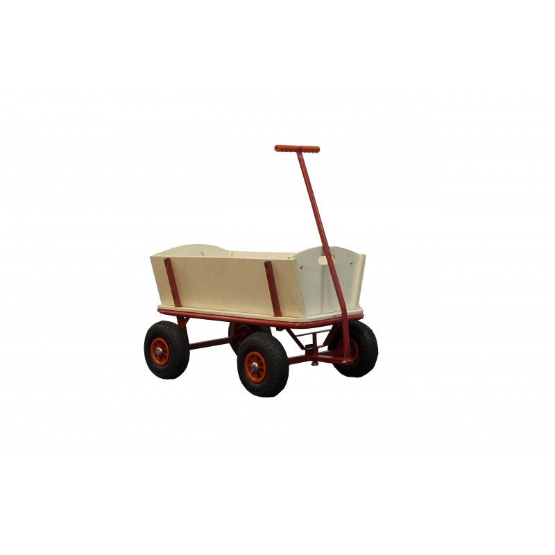 Beach Wagon Billy (red) - AXI