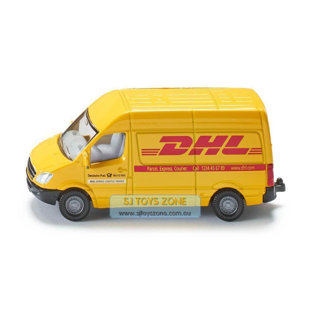 Siku Pretend Play Dicast Vehicles - DHL Van | eBay