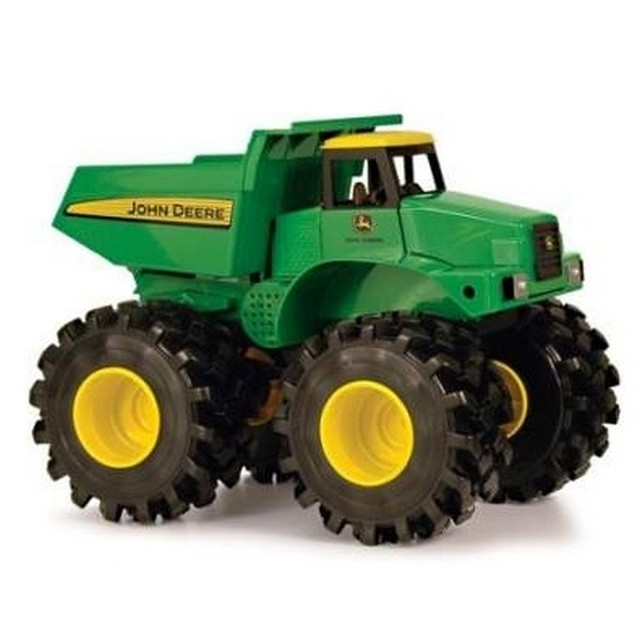 Britains John Deere Monster Treads Dump Truck with Sounds ...