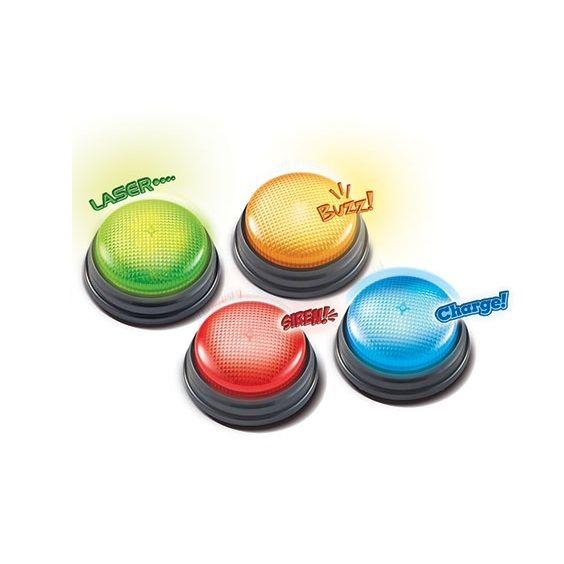 Classroom Lights & Sounds Classroom Answer Game Buzzer ...