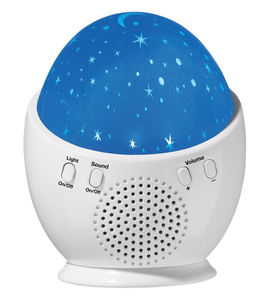 Conair Dream Tones Night Light & Sound Machine Free ...