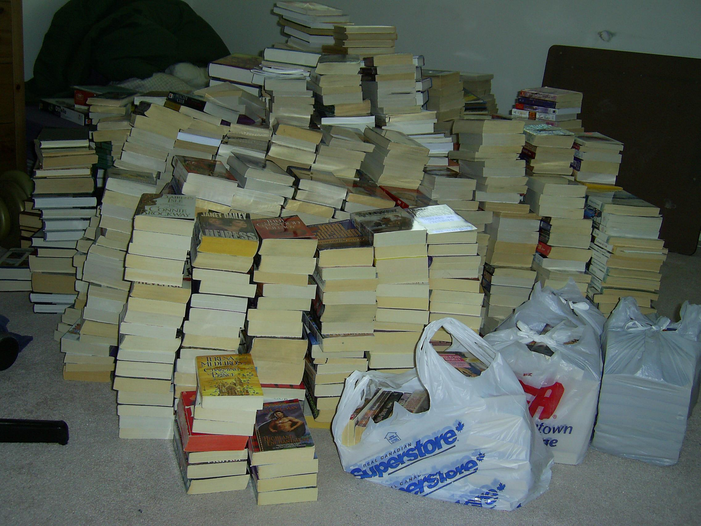 1000 books videos