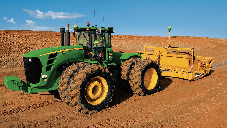 iGrade™ - New Field & Crop Solutions - Evergreen Implement