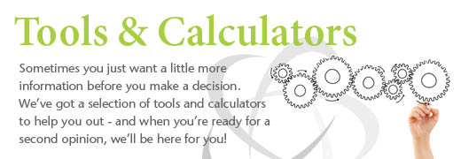 First Credit Union - Tools and Calculators