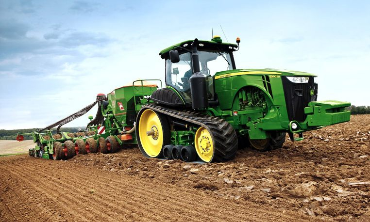John Deere Guidance and Machine Control Agricultural ...