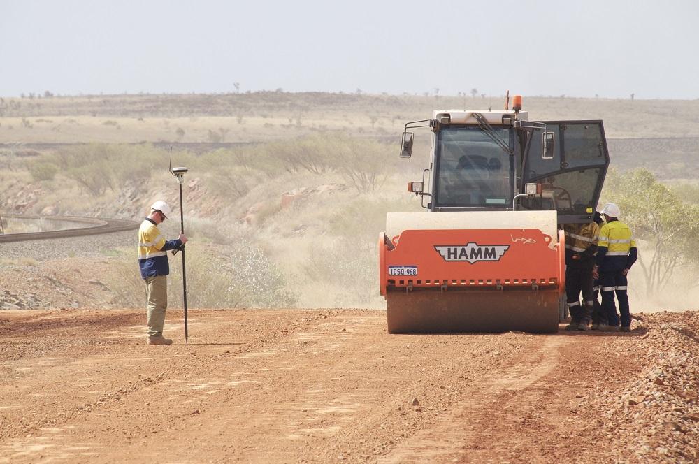 Machine Control / Guidance - Land Surveys