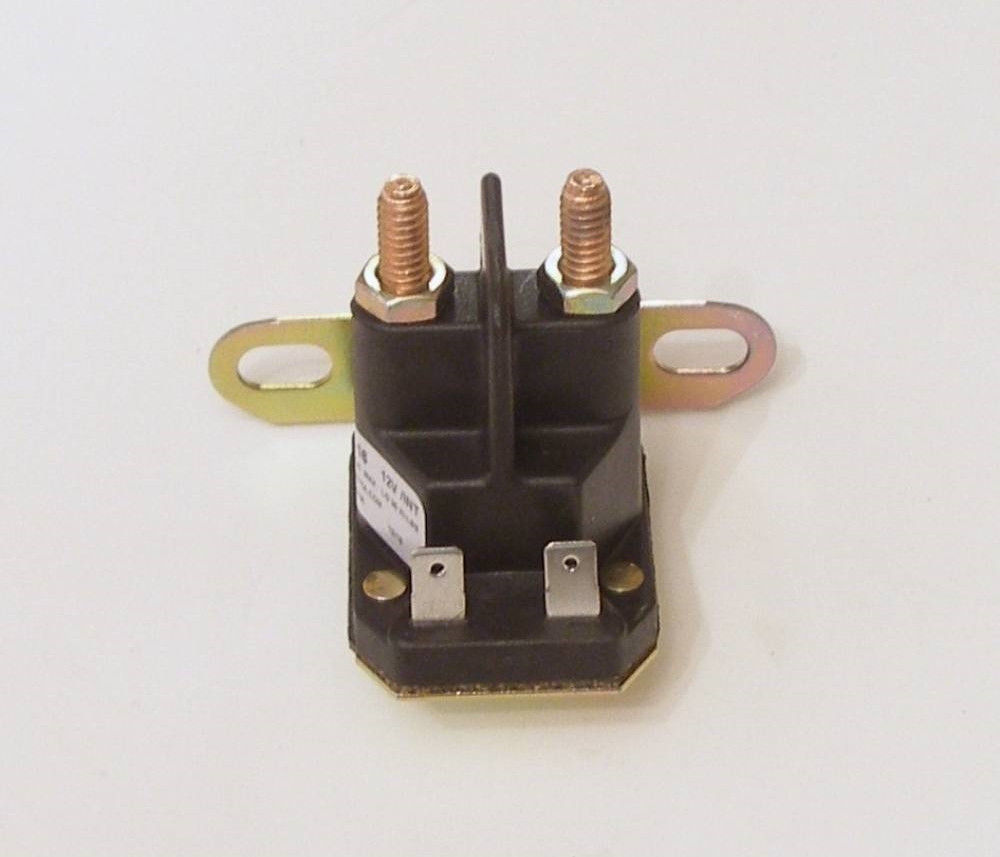 Replacement Starter Solenoid For John Deere AM138068 | eBay
