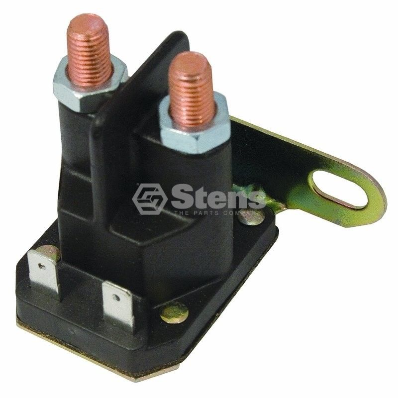 Starter Solenoid For AM130365 AM132990 AM133094 GX85 SX85 ...