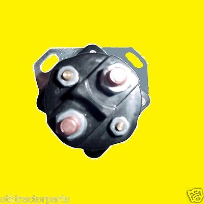 John Deere AT40955, RE38391 Starter Relay Solenoid 4030 ...