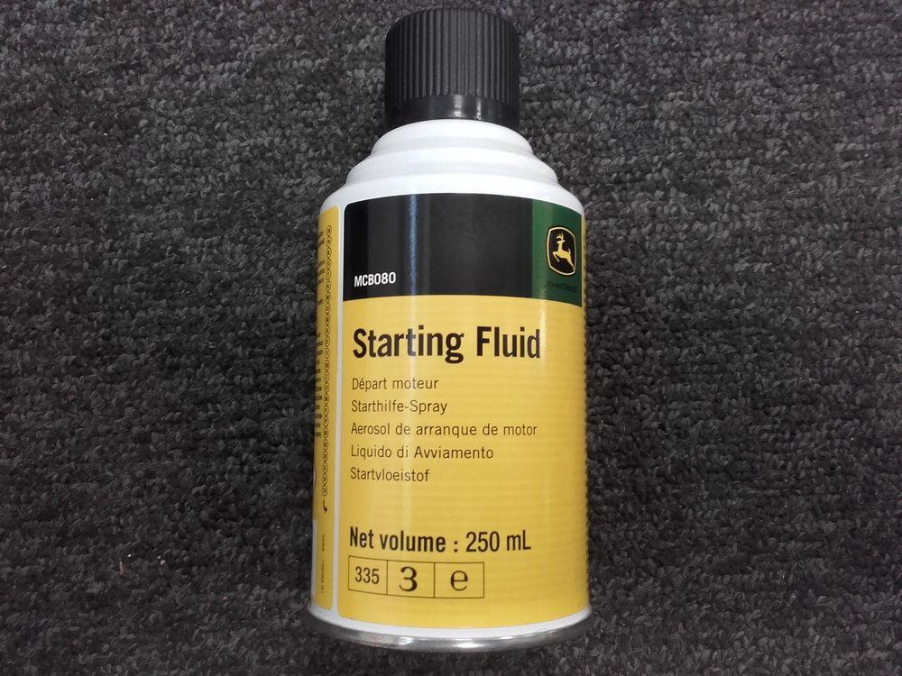 Genuine John Deere Starting Fluid 250ml MCB080 | eBay