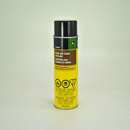 John Deere Chain and Cable Lubricant TY26350