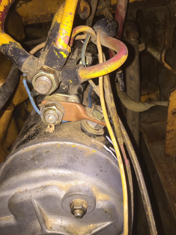 Chevy and GMC Duramax Diesel Forum - John Deere Starter ...
