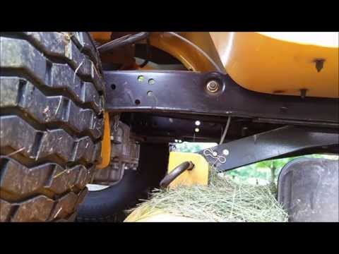 Riding Mower Electric PTO Clutch Won't Engage When Hot ...