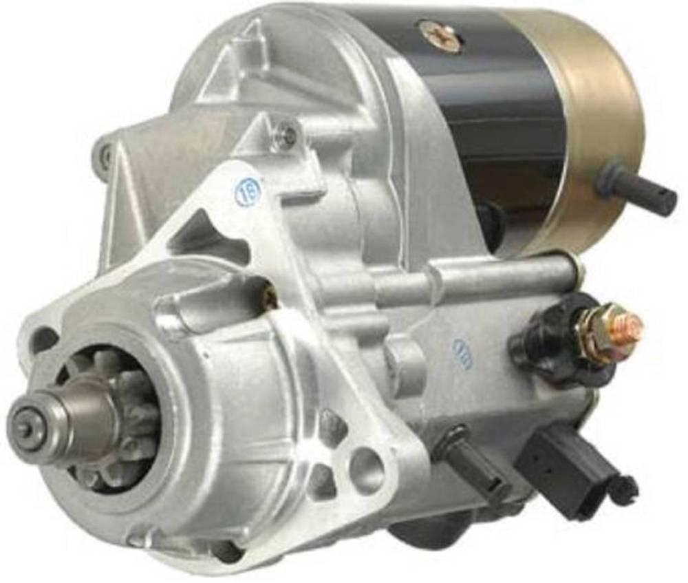 NEW 24V STARTER MOTOR JOHN DEERE 6059 ENGINE RE40595 ...