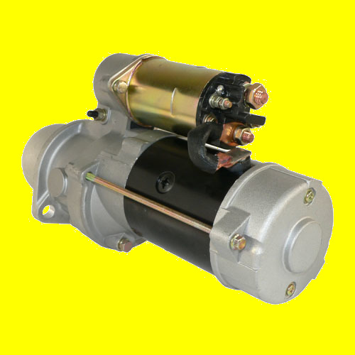 NEW STARTER JOHN DEERE ENGINE 3164D, 4039, 4045, 4219DF ...