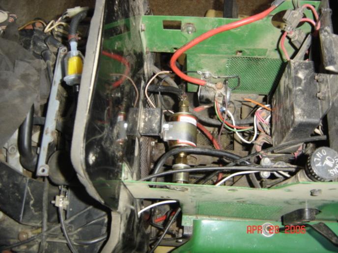 John Deere Tractor Solenoid Wiring Diagram - Electrical ...