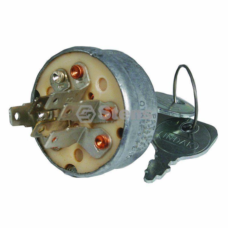 Stens 430-110 Indak Starter Switch John Deere AM38227 ...