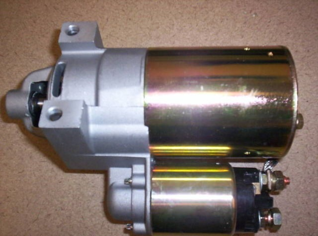 John Deere Starter Motor STX30 STX38 LX255 MIA11473 | eBay