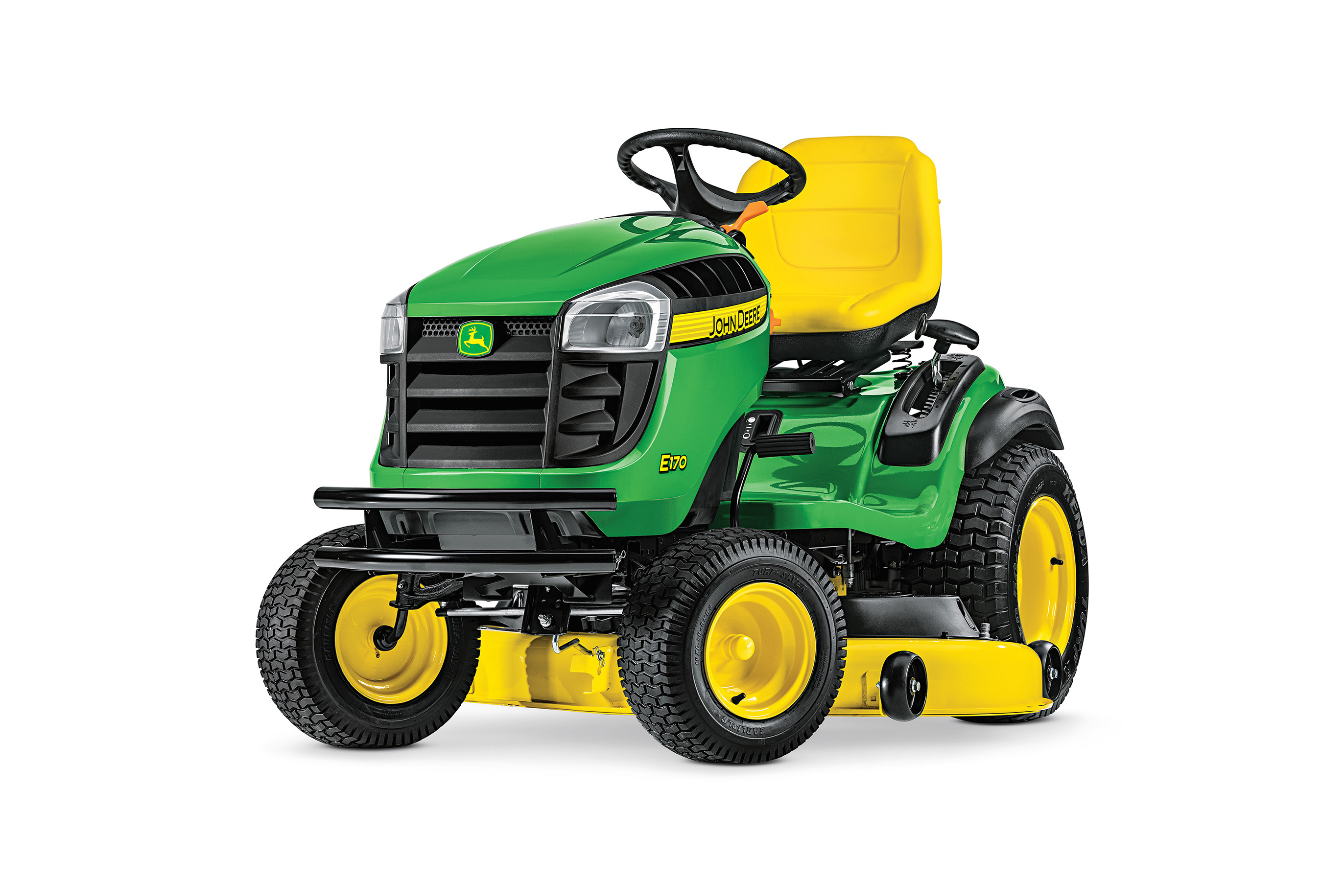 John Deere Provides Comfort and Ease of Use with New Lawn ...